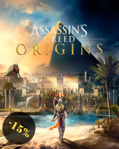 купить ключ assassins creed origin