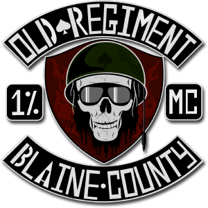 old regiment mc эмблема