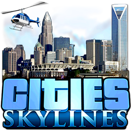 cities skylines logo gallery