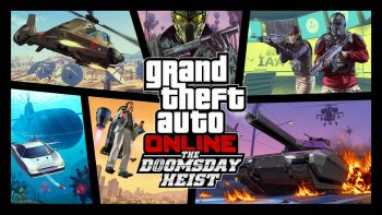 gta online announced doomsday heist