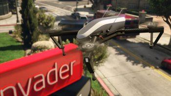 gta online drone