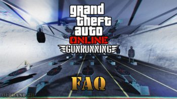 гта онлайн торговля оружием faq