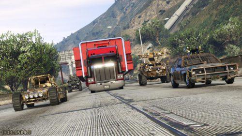 gta online торговля оружием