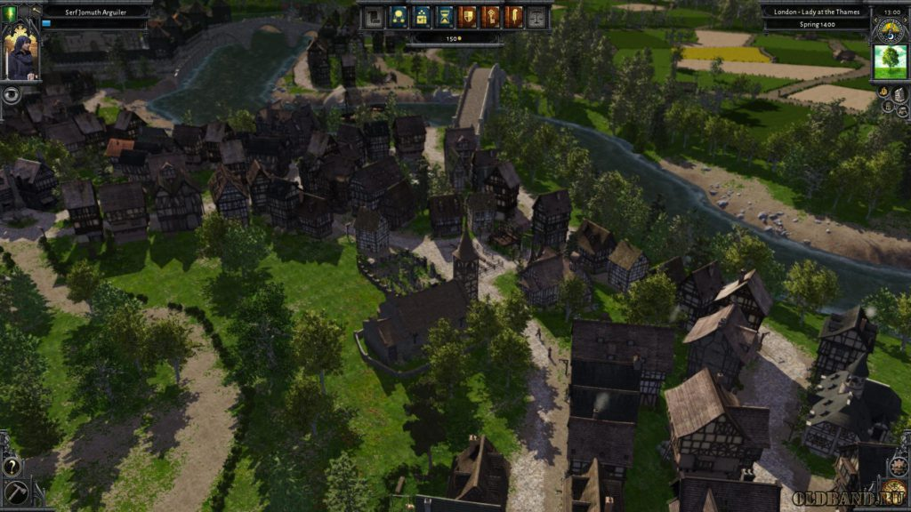 гильдия 3 лондон скриншот