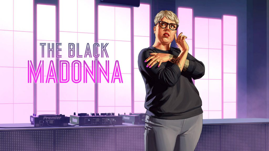 gta online black madonna