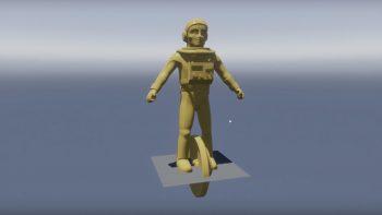 модель астронавта в файлах no man's sky