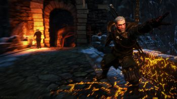 witcher 3 wallpaper ansel oldband
